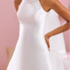 White One 'Taylor' Dress