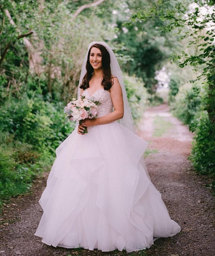 Sottero and Midgley Micah Beaded Princess Wedding Dress