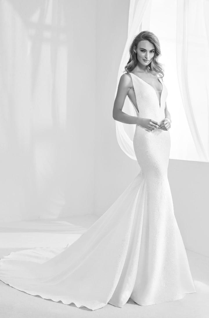 Pronovias Racimo Wedding Gown