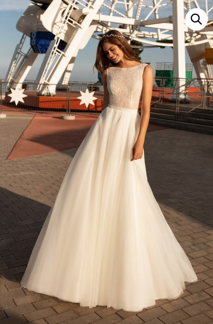 Pronovias White One Gloria Wedding Dress