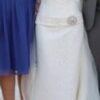 Novia D'Art Lace Wedding Dress