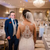 Stunning Sacha James Wedding dress