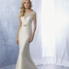 Ronald Joyce Joanie Gown with detachable train and detachable belt – Never worn & labels still attached