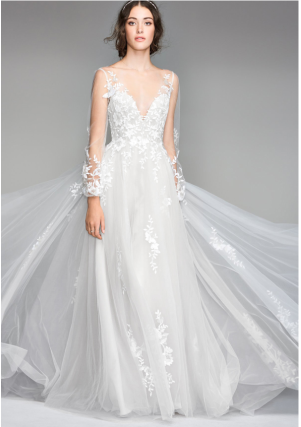 Willowby by Watters Saros Gown