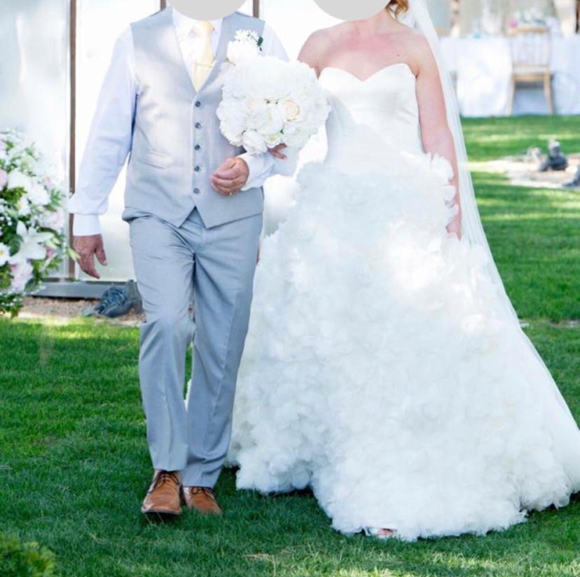 Ritva Westenius Charlotte Wedding Dress