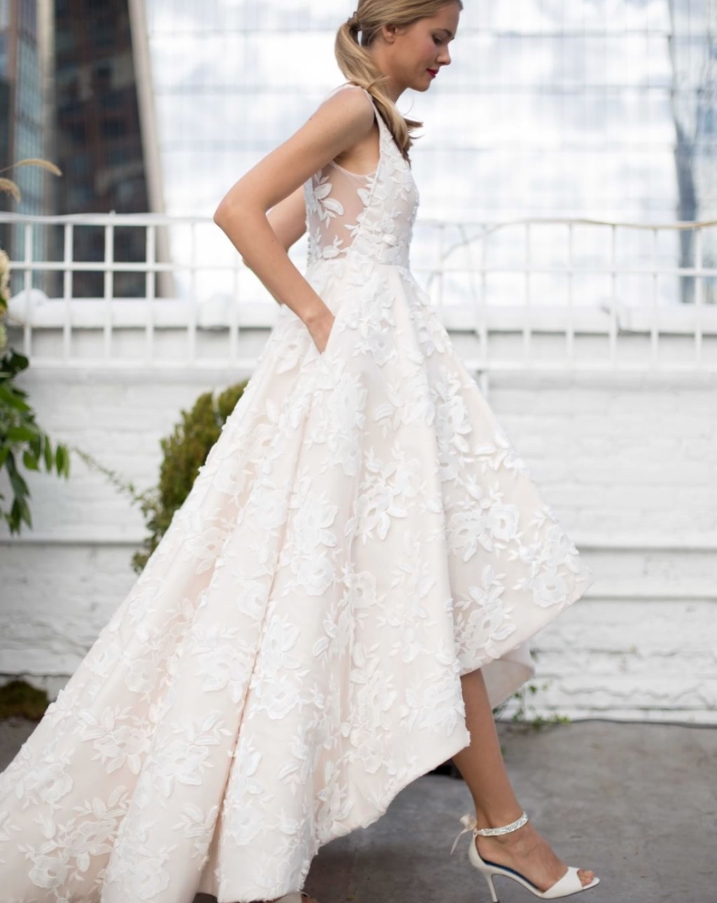Jenny Yoo Riley Gown