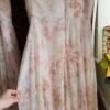 Two Jenny Yoo Mila Print Bridesmaids Dresses
