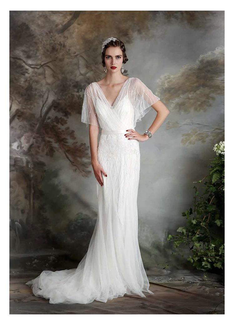 Eliza Jane Howell Elsa Wedding Dress