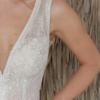 Folkster Eliza Princess Cut Wedding Gown