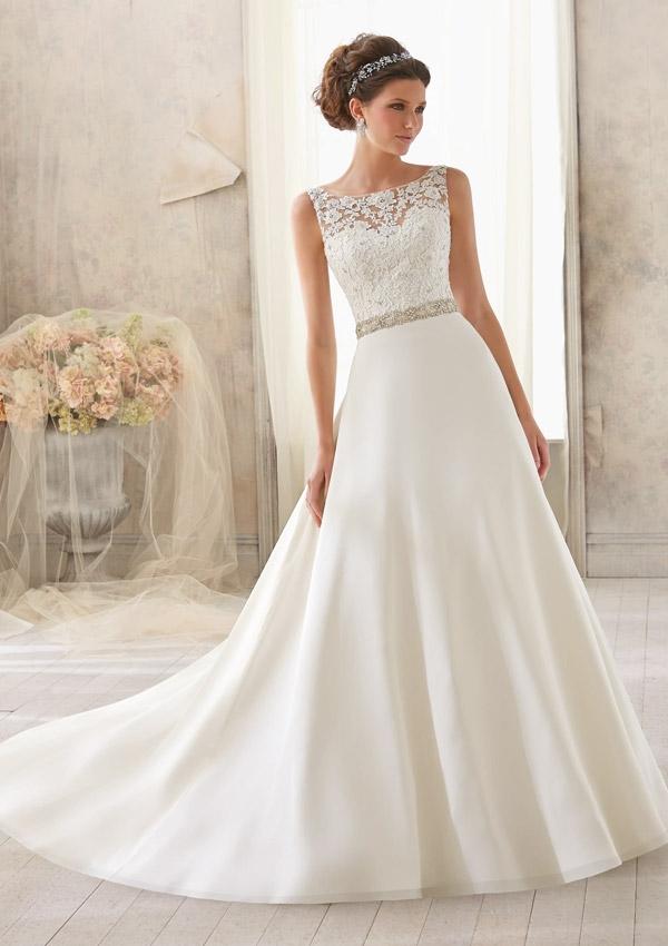 Morilee 5204 Wedding Dress – New & Unworn
