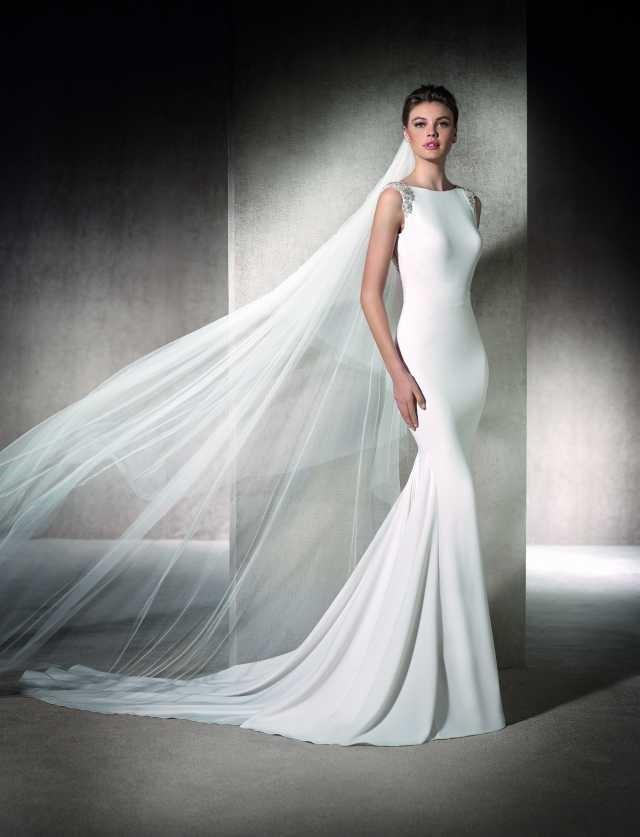 San Patrick Mara Wedding Dress