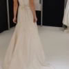 Paloma Blanca Classic Elegance Off the Shoulder Gown