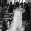 Milla Nova Crystal Gown & Berta Cape