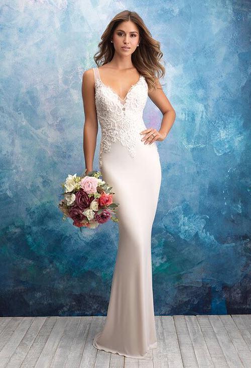 Allure Bridals 9554 Wedding Dress