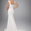 Anna Sorrano Magda – Timeless fit and flare ivory gown