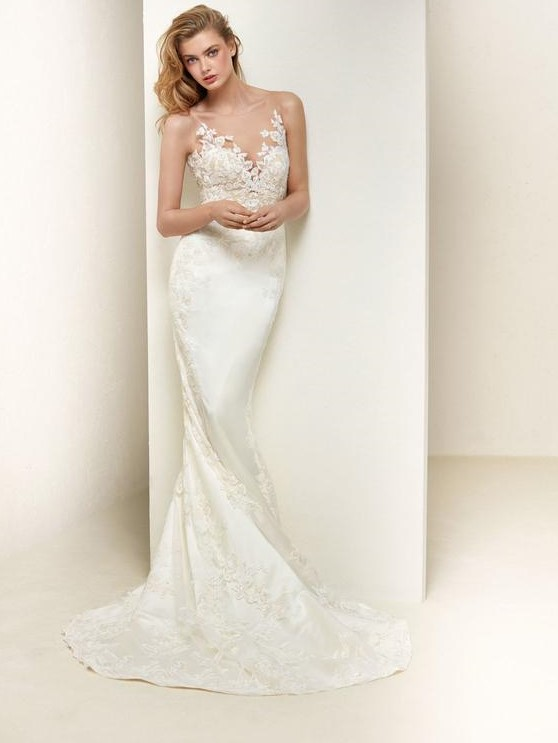Pronovias Draila Wedding Dress