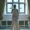 Augusta Jones Caroline – Beautiful, Art Deco Champagne Gown