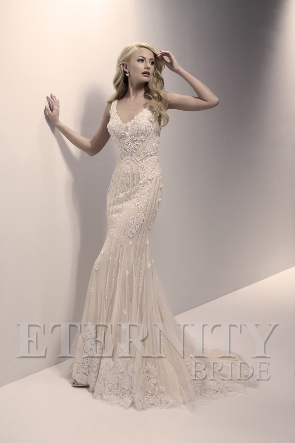 Eternity Wedding Dress Model D5314