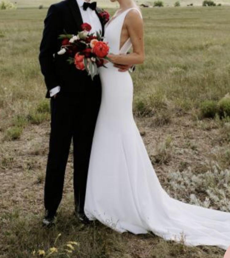 Alyssa Kristen Brand  New / Never Worn Wedding Dress