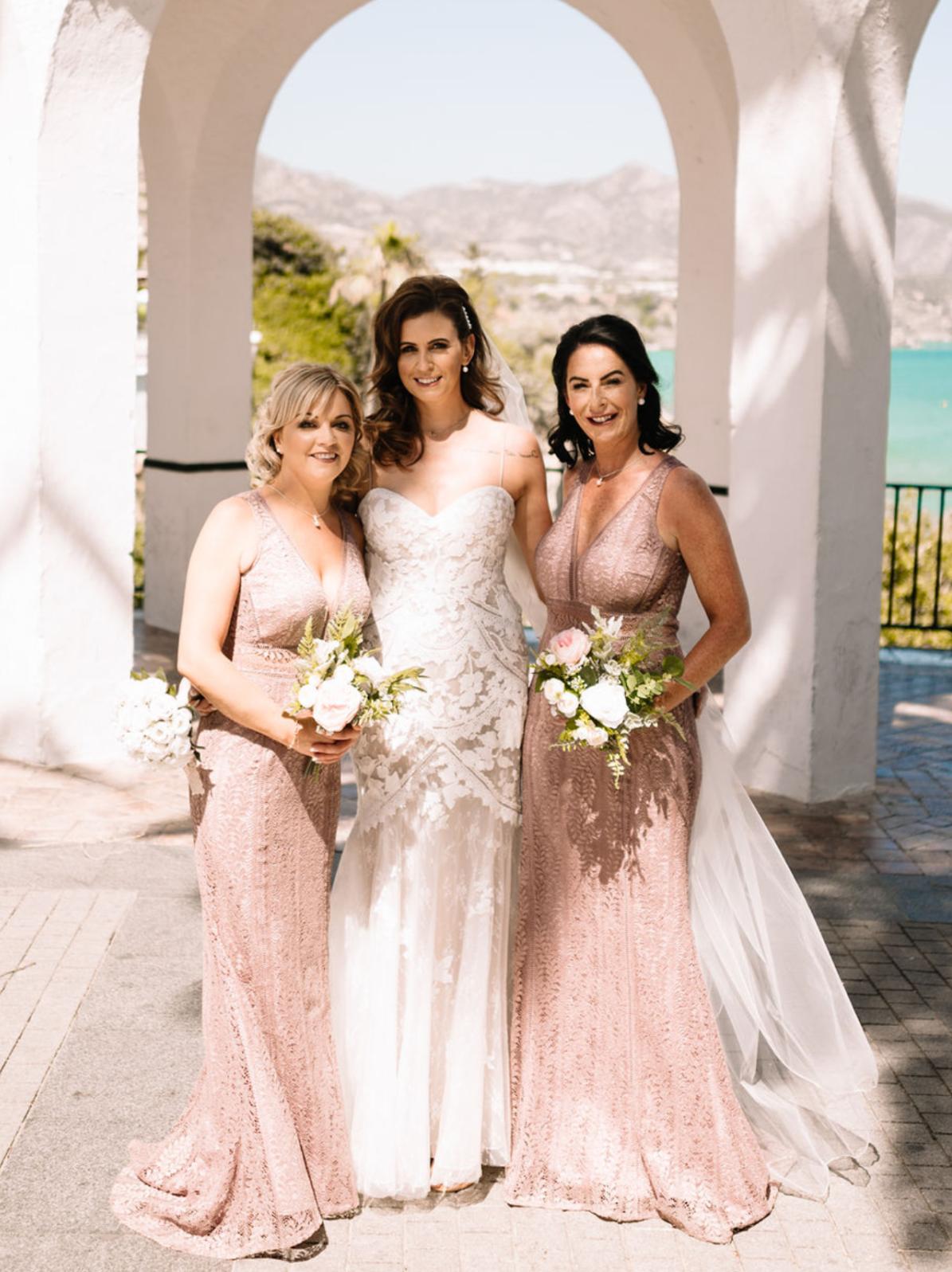 Folkster Valentino Bridesmaids Dresses