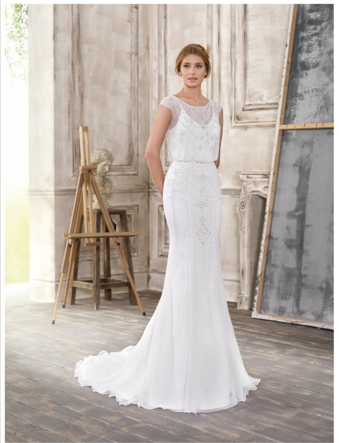 Fara Sposa Wedding dress