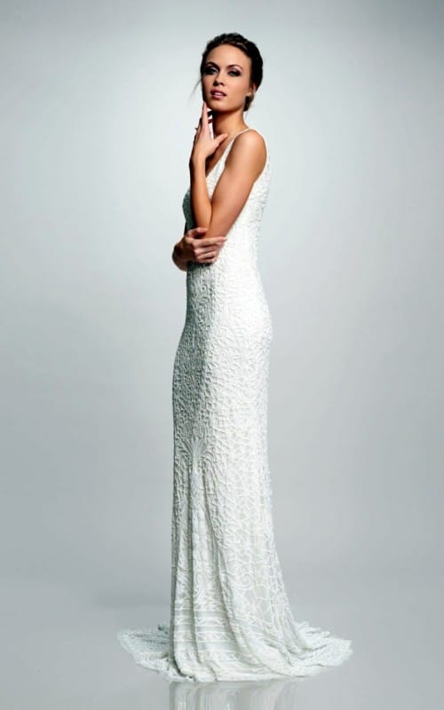 "Theia Couture by Don O'Neill ""Karolina"" wedding gown"