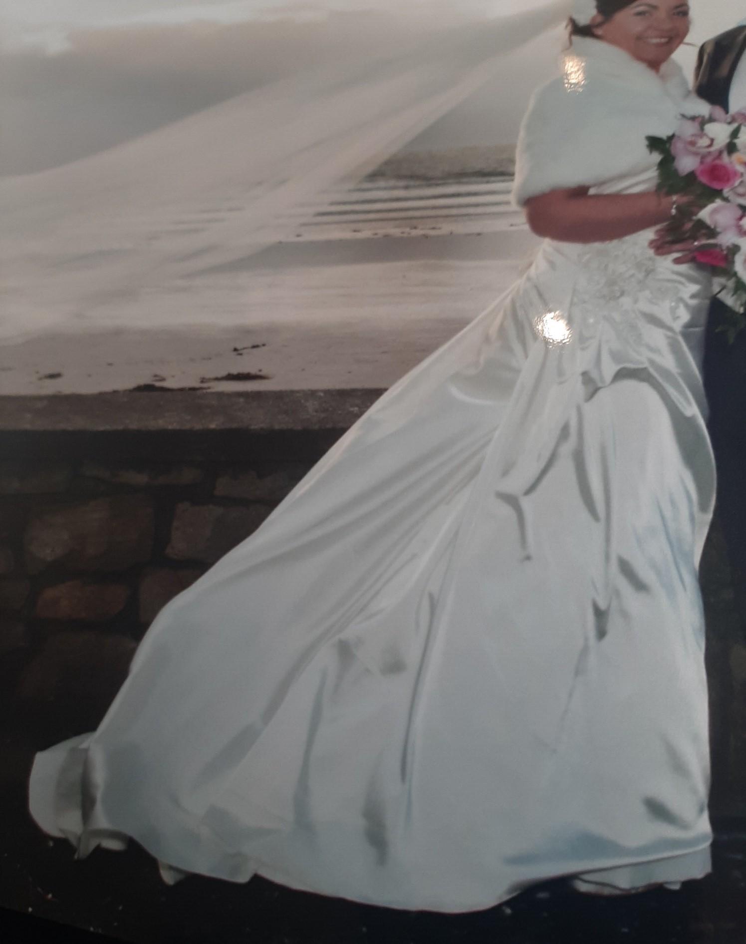 Charlotte Balbier One shoulder Satin Dress