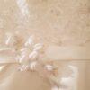 Modeca Satin and Lace Wedding Dress