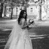 Pronovias Swarovski sleeveless dress