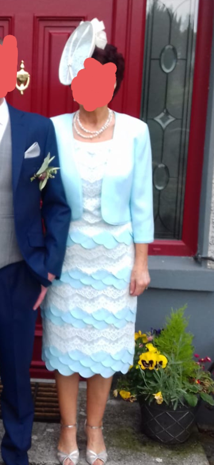 Condici – Immaculate Mother of the Bride/Groom Outfit