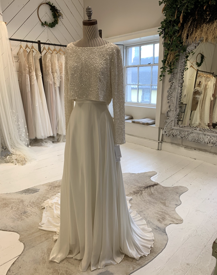 Brand New – Never Worn Don O'Neill Wedding Dress