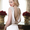Justin Alexander 8764A Elegant and Timeless Wedding Gown