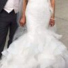 Mark Lesley 7329 Wedding Dress