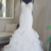 St Patrick Zarena – Beautiful Mermaid Dress with long train