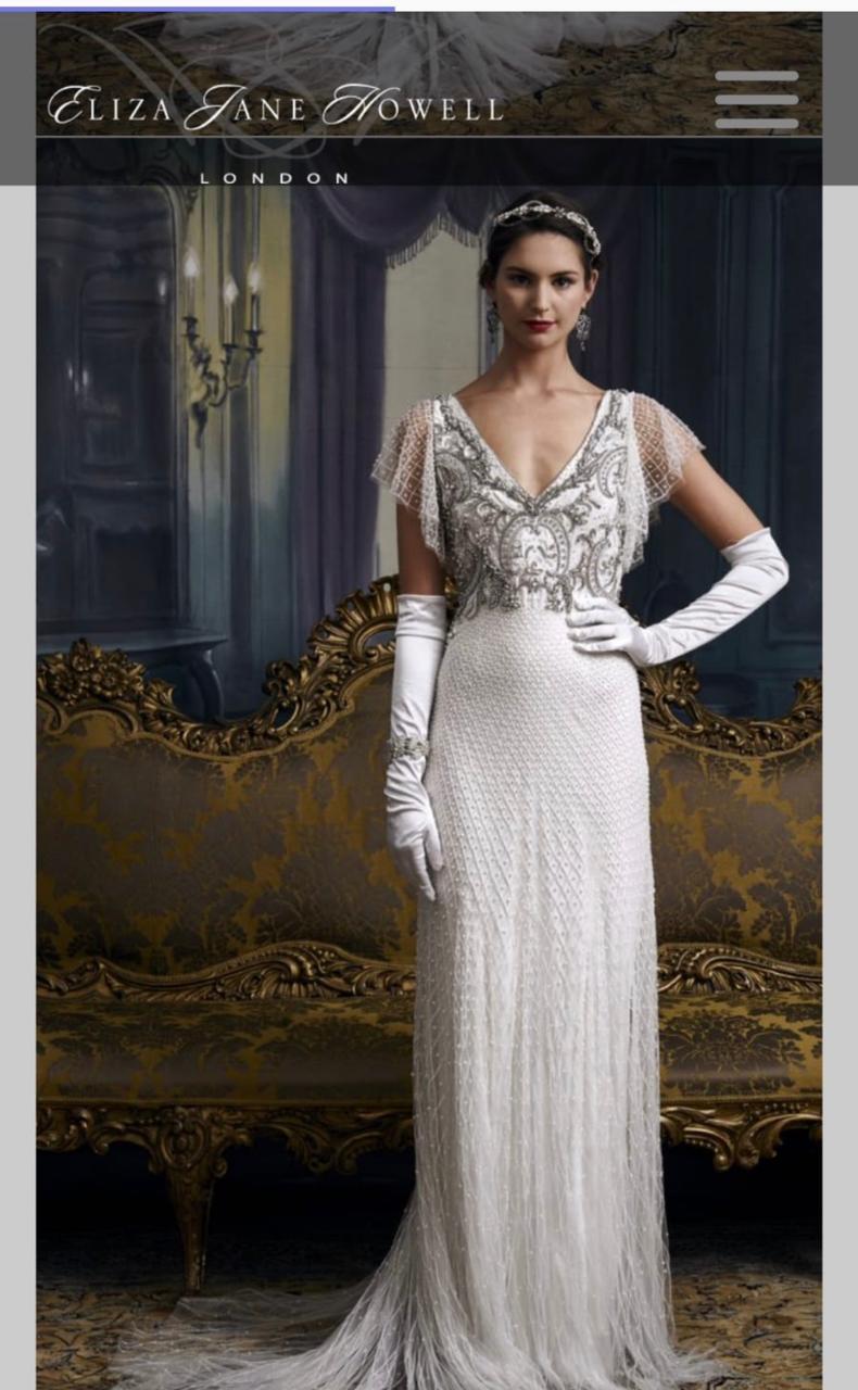 Eliza Jane Howell The Leading Lady – Stunning Preloved Desiree Dress