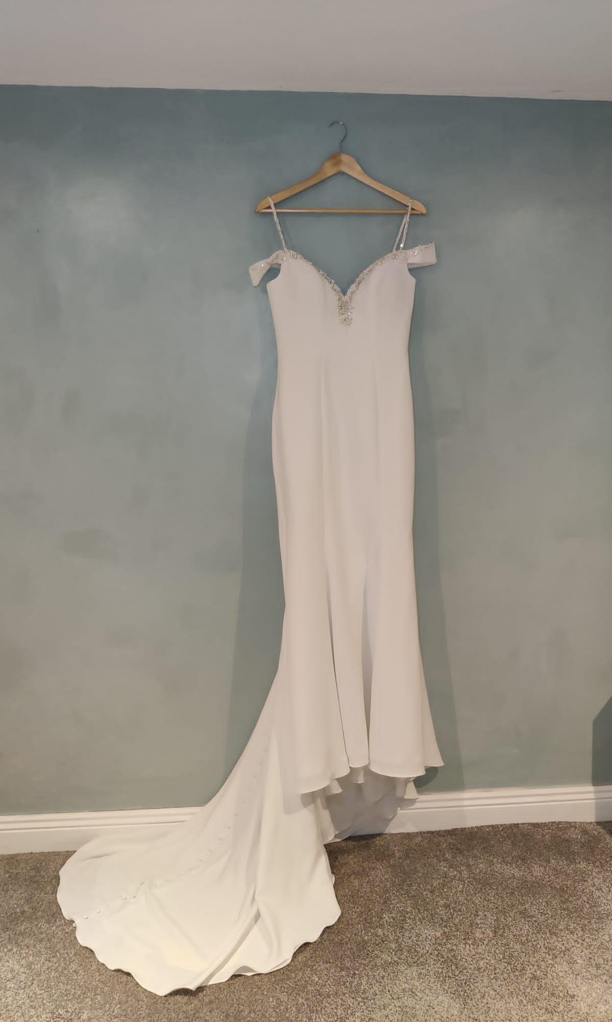 Maggie Sottero Eve – Brand New Unworn Unaltered Wedding Dress