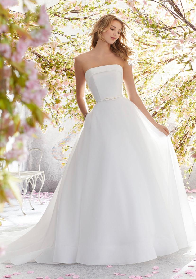 Morilee 6897 Lucille Wedding Dress